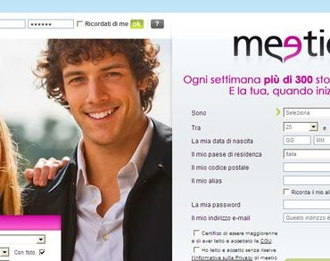 Come cancellarsi da meetic definitivamente