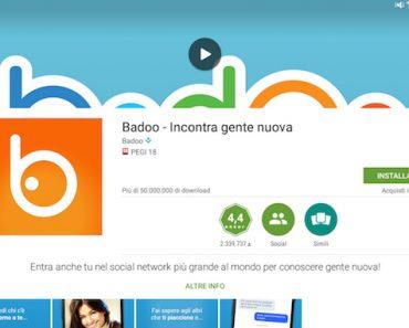 Come funziona badoo: guida al sito di incontri